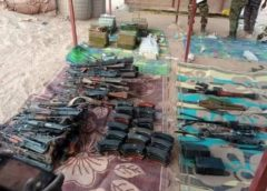 Insecurity: Nigerien security intercepts cache of weapons from Libya en route to Nigeria